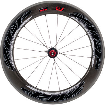 Zipp 808 Firecrest Clincher Rear Wheel (Beyond Black)