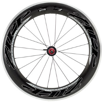 Zipp 808 Clincher Rear Wheel (Beyond Black)