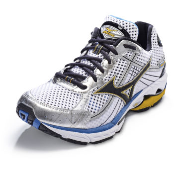 Mizuno Wave Rider 15 Run Shoes SS12