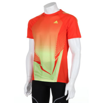 Adidas Adizero Short Sleeve Top SS12