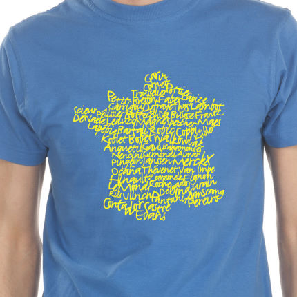 Ventoux Tour de France Champions T-Shirt