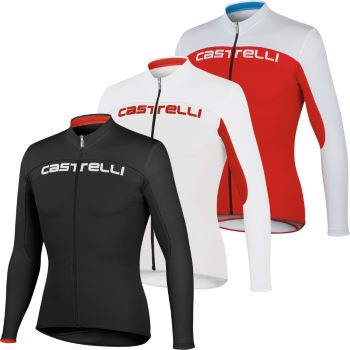 Castelli Prologo HD Long Sleeve Jersey