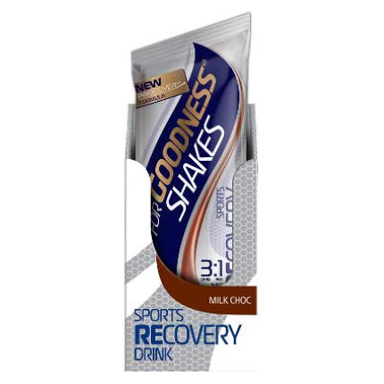 For Goodness Shakes Procovery herstelpoeder 12 x 72 g