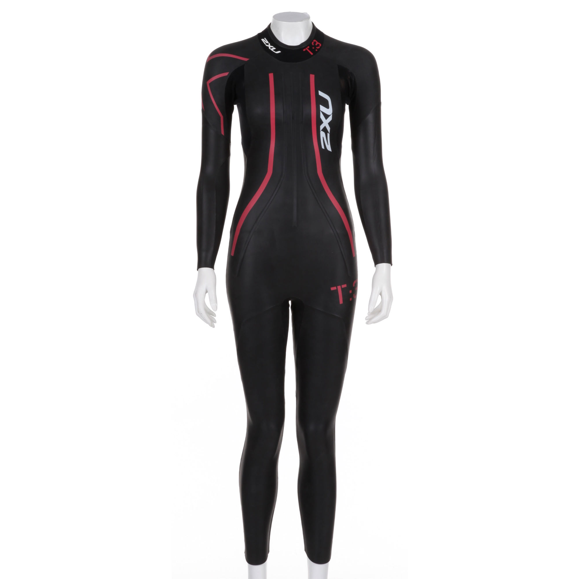 combinaisons de triathlon 2xu ladies t 3 team wetsuit. Black Bedroom Furniture Sets. Home Design Ideas