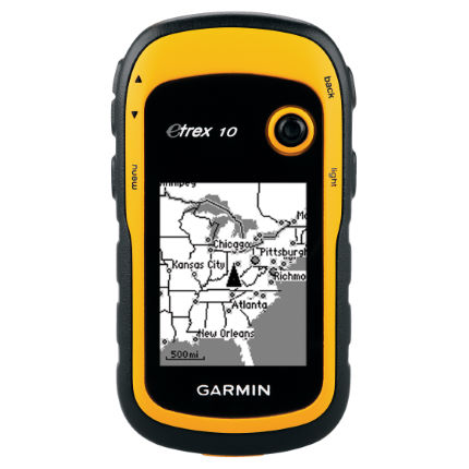 Garmin eTrex 10 GPS Hand Held Unit