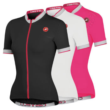 Castelli Ladies Perla Short Sleeve Jersey