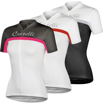 Castelli Ladies Promessa Short Sleeve Jersey