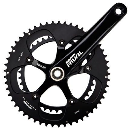 SRAM Rival Compact Chainset