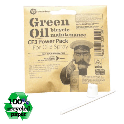 Green Oil CF3 Power Pack