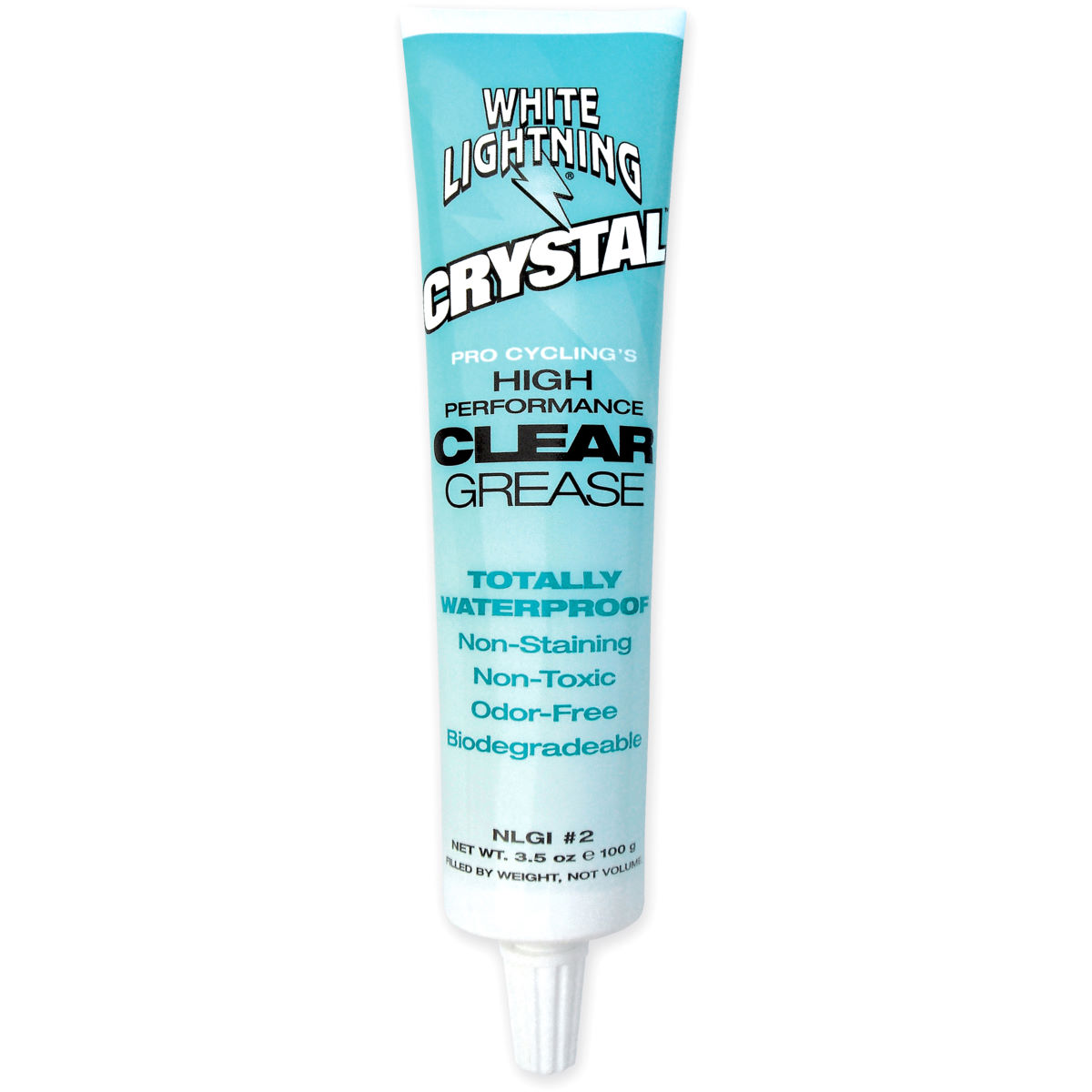 Grasa White Lightning Crystal (100 g) - Lubricantes