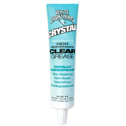 Vasetto Crystal Grease 100ml - White Lightning