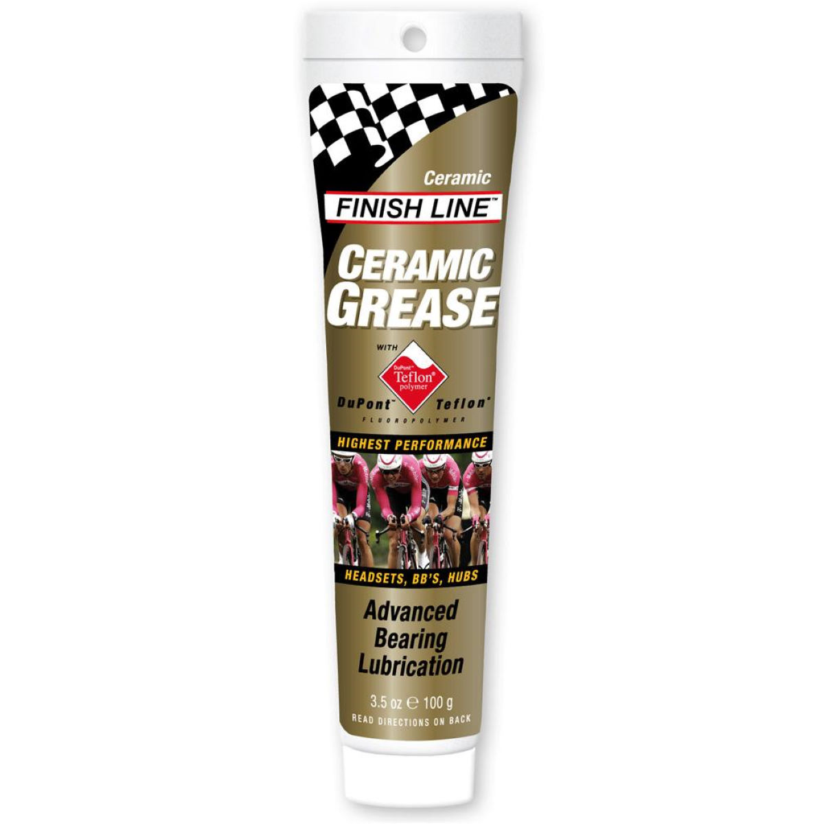 Tube de graisse céramique Finish Line 60 g - 60g Graisse