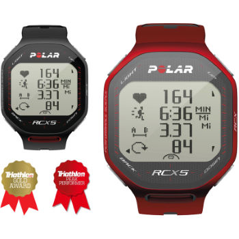 Polar RCX5 Run Sports Training Watch with HRM