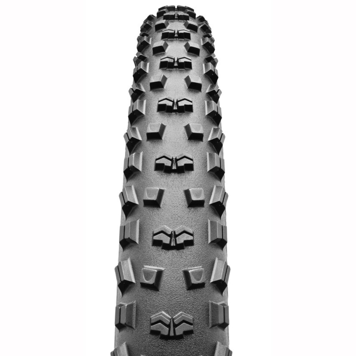 Pneu VTT Continental Mountain King II - 26 x 2.4 26'' Noir/Noir