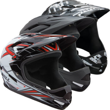 Bell Sanction Full Face Helmet - 2012