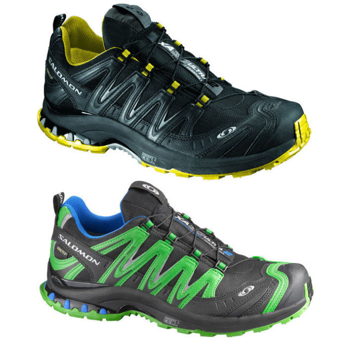 wiggle salomon xa pro 3d ultra 2 gtx shoes ss12. Black Bedroom Furniture Sets. Home Design Ideas