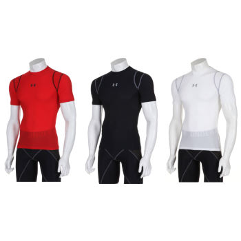 Under Armour HG Vented Compression Short Sleeve Top AW12