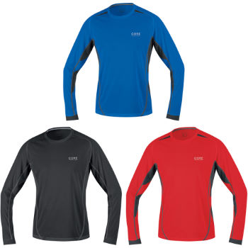 Gore Running Wear Air 3.0 Long Shirt AW12