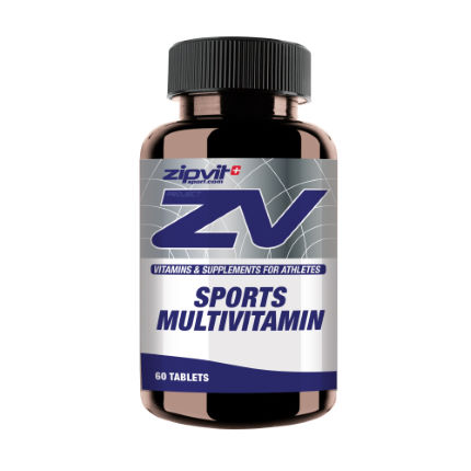 ZipVit Sport ZV MultiVit Supplement - 60 Tablets
