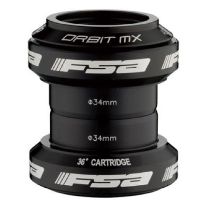 FSA Orbit MX Black 1 1/8 Aheadset