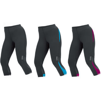 Gore Running Wear Sunlight Lady Tights 3/4 AW12
