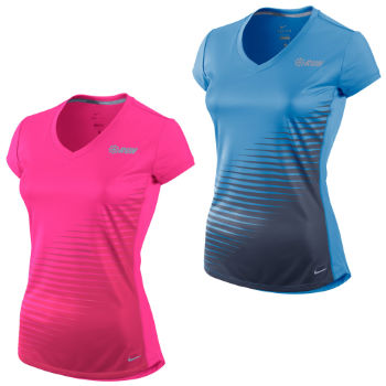 Nike Ladies Sublimated Short Sleeve Top SS12