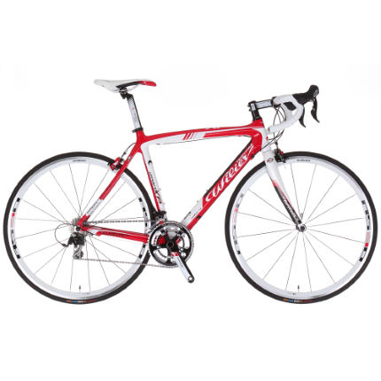 Wilier - Izoard XP Red/White 105 2013
