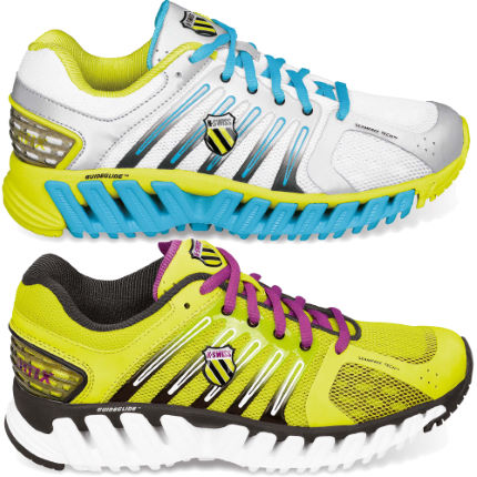K-Swiss Ladies Blade-Max Stable Shoes