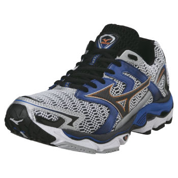 Mizuno Wave Nirvana 8 Shoes SS12