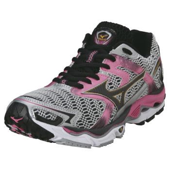 Mizuno Ladies Wave Nirvana 8 Shoes SS12