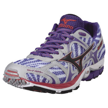 Mizuno Ladies Wave Elixir 7 Shoes SS12