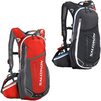 Salomon XA 10+3 Exp Insulated Set Backpack