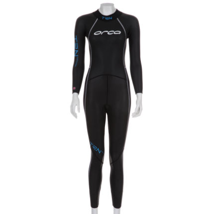 Orca Ladies TRN Full Sleeve Wetsuit - Extra Small