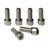 Ritchey Stem Stainless Steel Bolt Set (6 Parts)