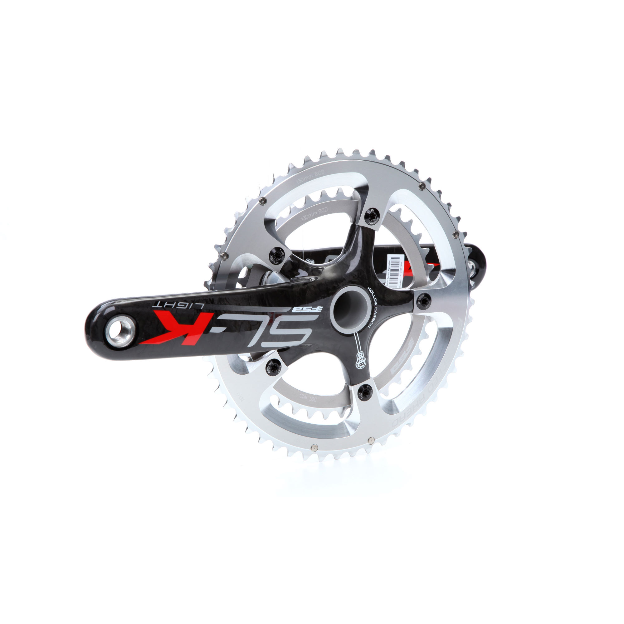 So how does the new FSA SL-K Light crank compare to the ...