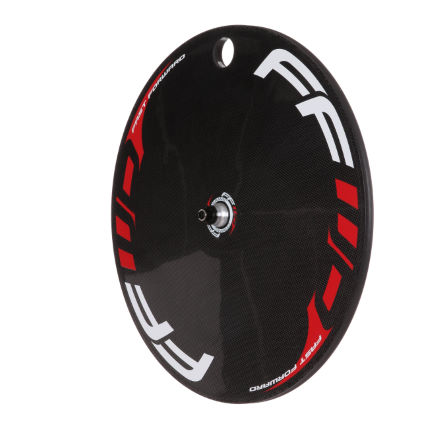 Fast Forward Carbon Tubular Rear Disc Wheel (Ceramic)