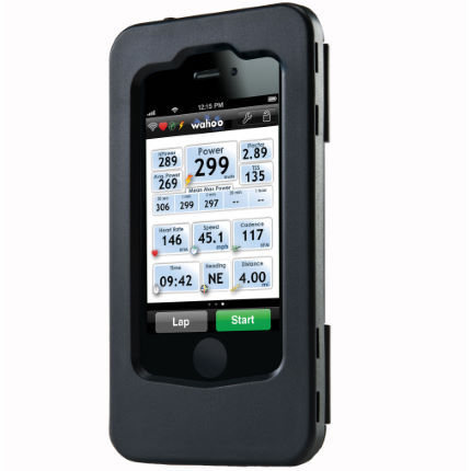 Wahoo Bike Case for iPhone 4/4S (Ant+ built in)
