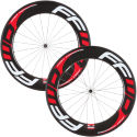 Fast Forward F9R Carbon Tubular Wheelset (DT180 Ceramic)