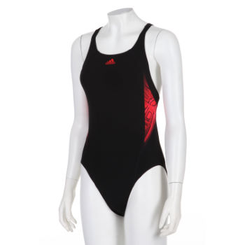 Adidas Ladies Extreme One Piece Swimsuit