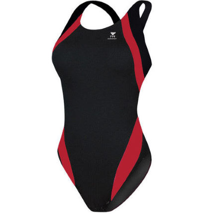TYR Women's  Titan Splice Maxback Swimsuit