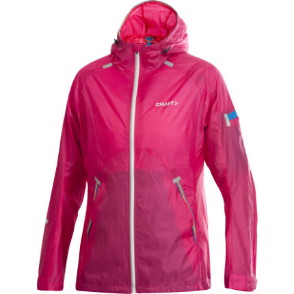 Craft Ladies Running Jacket