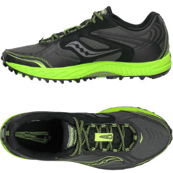 Saucony Ladies Progrid Peregrine 2 Shoes AW12