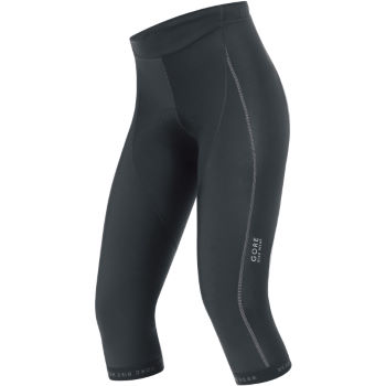 Gore Bike Wear Ladies Oxygen Softshell 3/4 Length Tights