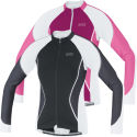 Gore Bike Wear Ladies Oxygen Full Zip Jersey - 2012