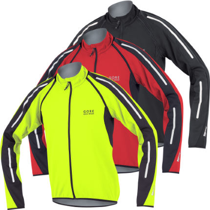 Gore Bike Wear Phantom Soft Shell Convertible Jacket - 2012