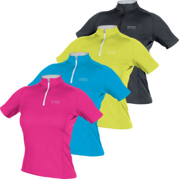 Gore Bike Wear Ladies Contest Short Sleeve Jersey - 2012