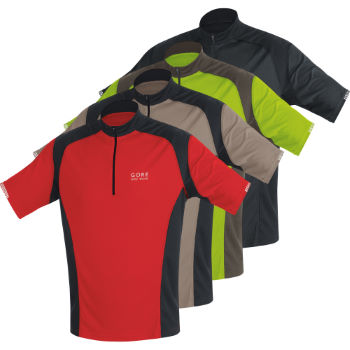 Gore Bike Wear Countdown Short Sleeve Jersey - 2012