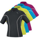 Gore Bike Wear Ladies Countdown 2.0 Full Zip Jersey - 2012