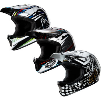 Fox Rampage Full Face Helmet - 2012