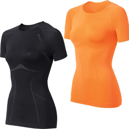 Odlo Ladies Evolution Light Short Sleeve Base Layer
